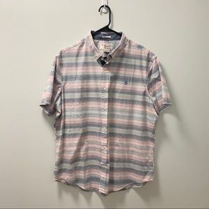 Penguin Short Sleeve Button Down